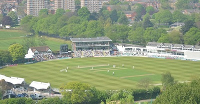 County Ground, New Road, Worcester