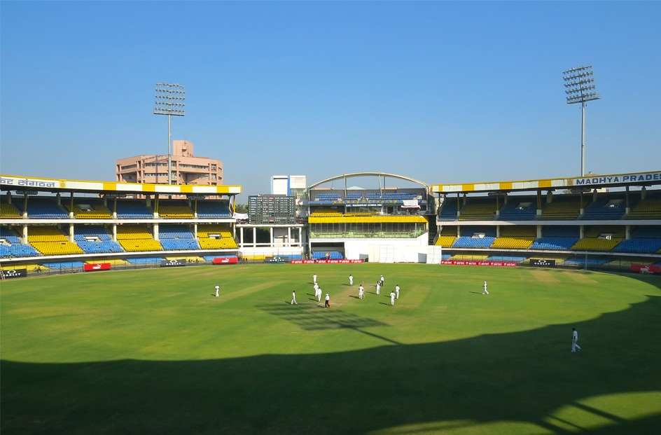 Holkar Cricket Stadium, Indore