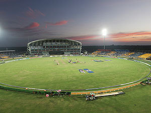 Mahinda Rajapaksa International Cricket Stadium, Sooriyawewa, Hambantota