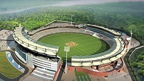 Rajiv Gandhi International Cricket Stadium, Dehradun
