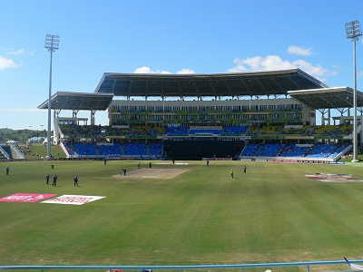 Sir Vivian Richards Stadium, North Sound, Antigua