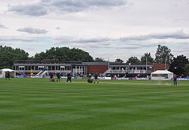 Uxbridge Cricket Club Ground