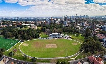 Waverley Oval, Waverley, Sydney